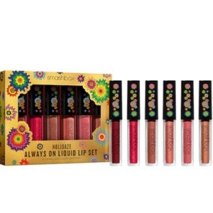 New w/ Box SMASHBOX: Always On Liquid Lip Mini Set